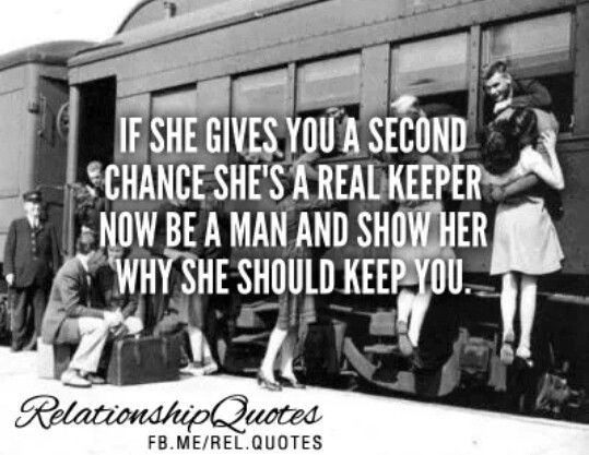 Asking For A Second Chance In A Relationship Quotes – Best