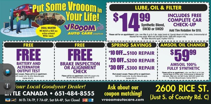 VROOOM Auto Care Offer Reliable and affordable #auto_repair_Roseville mn has set us apart as a trusted name in the area.
