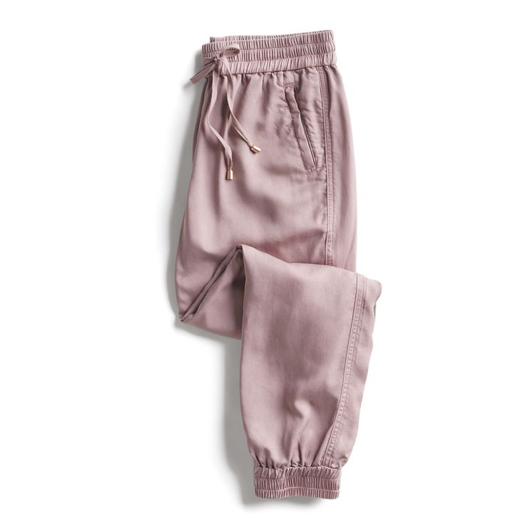 Spring Stylist Picks: Pink jogger pants