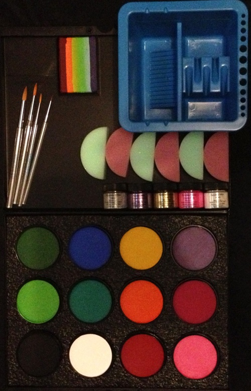 43 best face painting supplies images on pinterest face for Face paints supplies