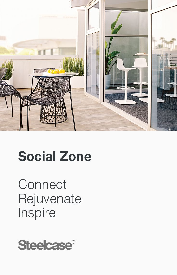 15 best Steelcase Social Zone images on Pinterest