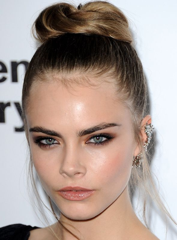 flawless makeup / style...