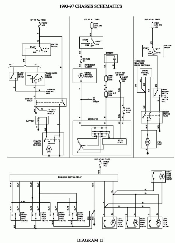 1992 Toyota Corolla Electrical Wiring Diagram and Repair
