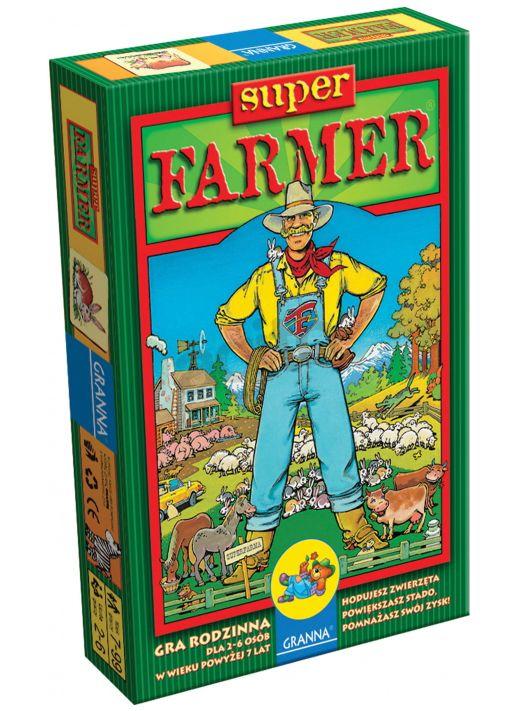 Super Farmer - rodzinna
