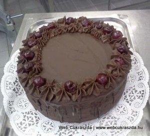 Lúdláb torta