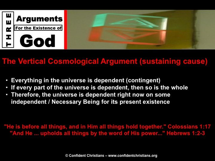leibniz s argument for the existence of Leibniz and the existence of god  and paley's teleological argument, all articulate proofs that provide an argument for god's existence in juxtaposition, .