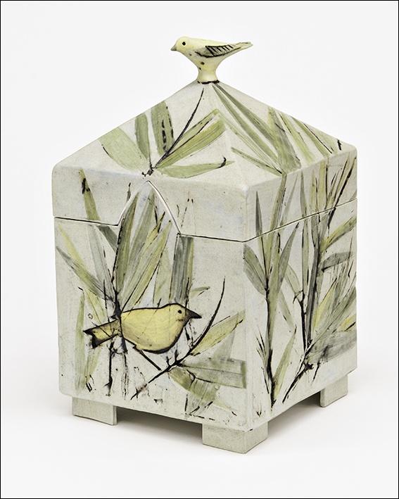 'Bird in Bamboo' Dream Box by Catherine Brennon 2012