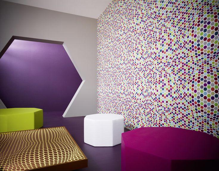 Honeycombballs Wallpaper by Lars Contzen 7903-16