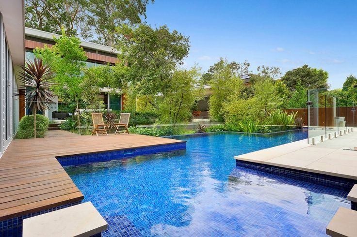 7 best Piscines images on Pinterest Swimming pools, Architects and