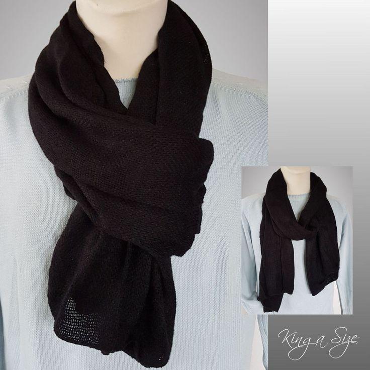 Herren Schal / Winterschal / Loopschal / men's scarf / Halstuch / Wollschal C4