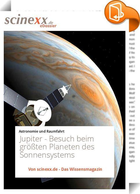 """Jupiter - Gasriese mit Geheimnissen    ::  Der Jupiter ist der unumstrittene König des Sonnensystems. Kein anderer Planet erreicht auch nur annähernd die Größe und Masse dieses Gasriesen, keiner dreht sich so schnell oder erzeugt so gewaltige Stürme. Erst seine Präsenz machte das Sonnensystem zu dem, was es heute ist. Dennoch sind längst nicht alle Geheimnisse des Jupiters erforscht. Die am 4. Juli 2016 am Jupiter eintreffende NASA-Sonde """"Juno"""" soll das ändern.  Beobachtet haben den Ju..."""
