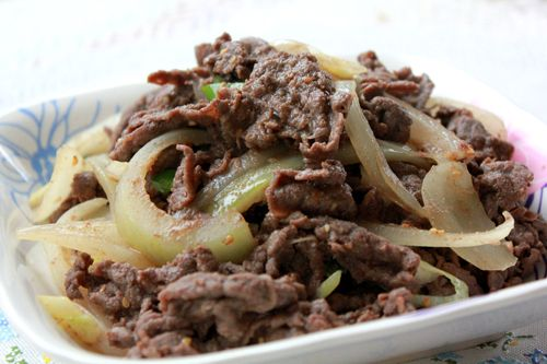Beef Bulgogi   All That Korea