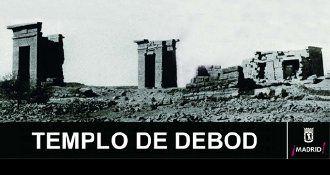 Templo de Debod - Ayuntamiento de Madrid