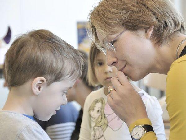 Slimme kleuters: het belang van signaleren - Lespakket - thema's, lesideeën en informatie - onderwijs aan kleuters