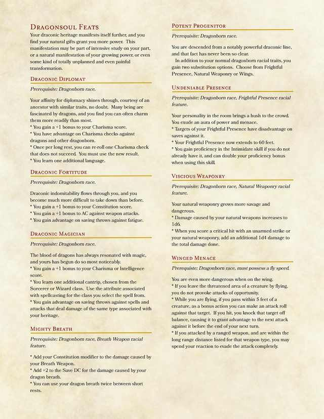 Field Guide To Dragonborn V2 Dnd Dragonborn Dnd 5e Homebrew Dungeons And Dragons Homebrew