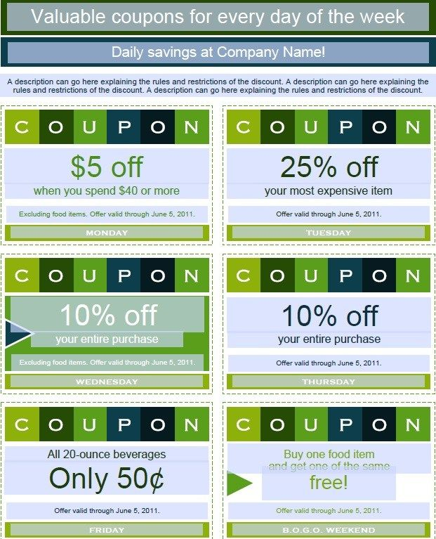 The 25+ best Voucher template word ideas on Pinterest Gift - examples of vouchers