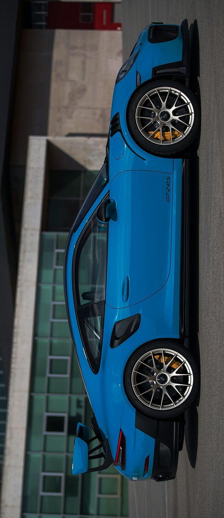 (°!°) 2018 Porsche 911 GT2 RS