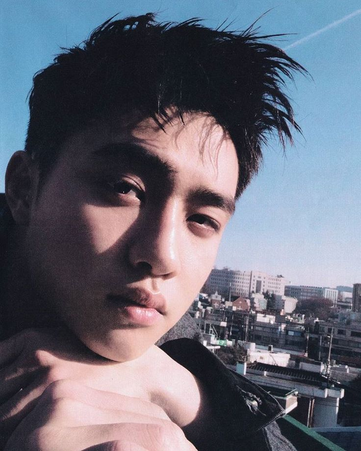 D.O. for High Cut Magazine February 2016 Issue - THE THING HE DOES WITH HIS EYES…