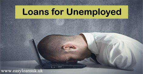 Are you out of the job and find difficult to fulfil basic needs? If yes then approach Easy Loans UK that brings loans for unemployed people on attractive terms and policies. The loans for unemployed people provide a reliable financial source through which jobless individuals can secure their finances without any hindrance. Apply now here: http://www.easyloansuk.uk/loans-for-unemployed/