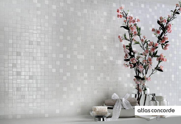 #RADIANCE   #Mosaic   #AtlasConcorde   #Tiles   #Ceramic