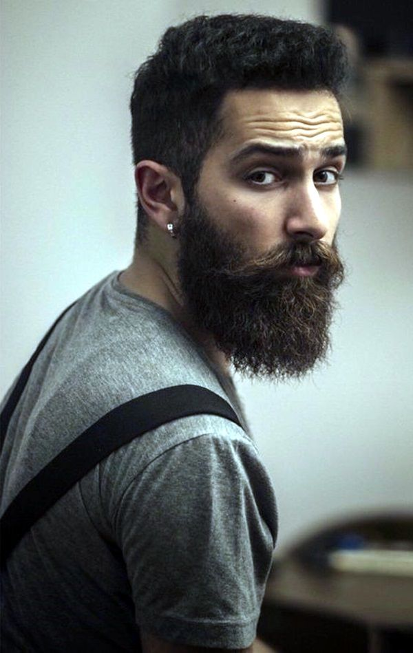 Terrific 1000 Images About Beard Styles On Pinterest Latest Beard Styles Short Hairstyles Gunalazisus