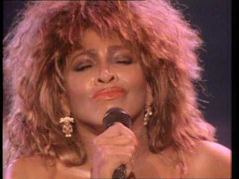 What's Love Got to Do With It? Tina Turner is now in her 70s...!!! and she's still fantastic.