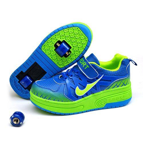 Wheels Shoes Size  Junior Uk