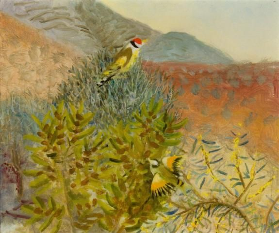 A Place for Singing Birds   Winifred Nicholson