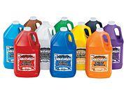 #LakeshoreDreamClassroom Lakeshore Fully Washable Liquid Tempera - 1 Gallon