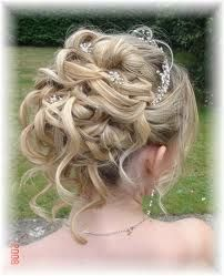 bridal hairstyles for long hair updo