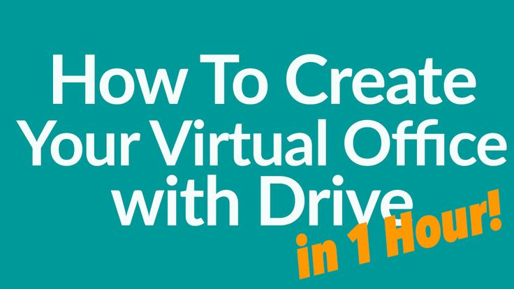 Create simple systems and get to know how to create your virtual office with…