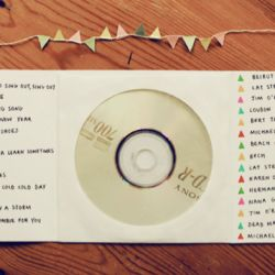 Some people are so creative...: Cd Cover, Mixtape Ideas, Diy Gift, Mix Tape, Music Mixtapes, Mixtapes Diy, Mixed Tape