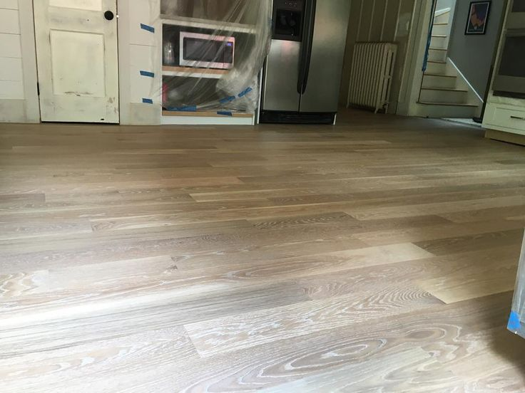 White Oak Wood Flooring Finished With WOCA Master Oil Natural Wocausa