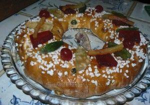 Gâteau des rois provençal - recette d'un artisan boulanger et transmise à l'auteur du blog