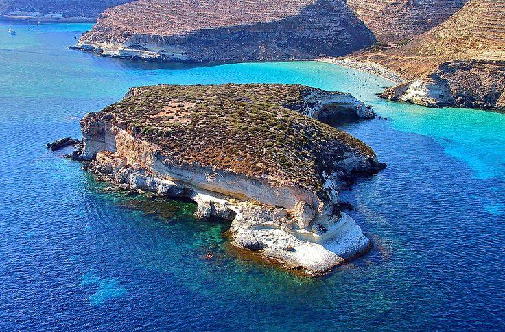 Wyspa Królicza #Wlochy #Włochy #wakacje Wejdź na: www.okrazycswiat.pl