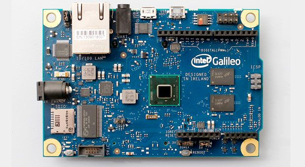 Intel launches Galileo, an Arduino-compatible development board