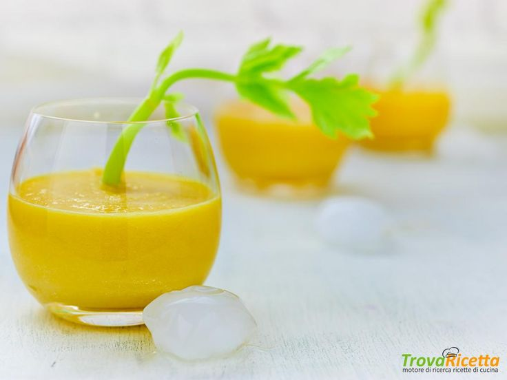 gazpacho di melone  #ricette #food #recipes