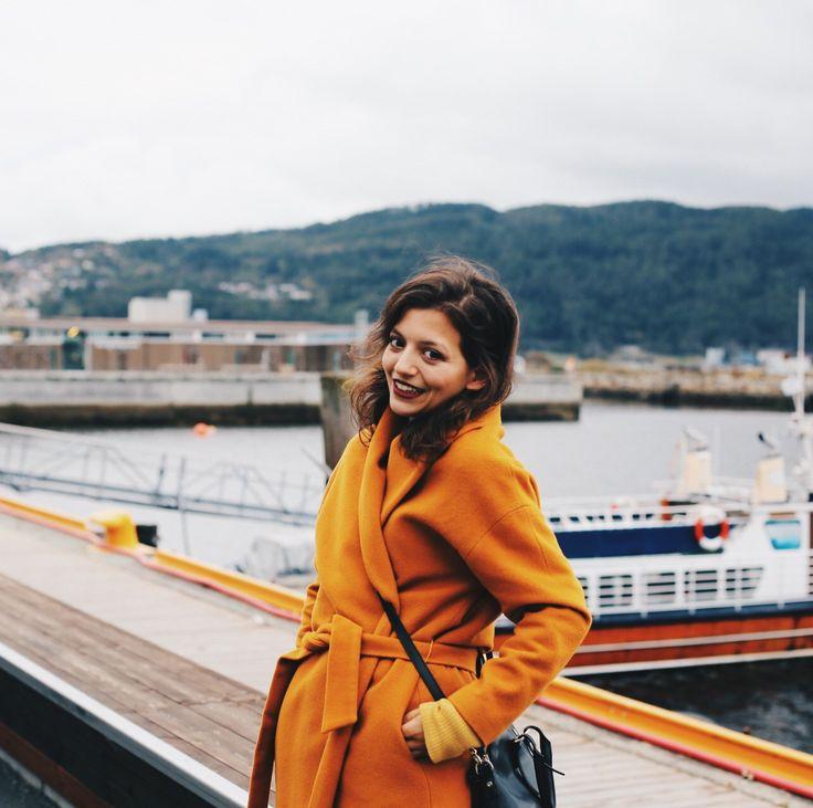 Mustard coat :)