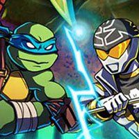 Ninja Turtles vs Power Rangers is a fighting game featuring superheroes. Pick a character from either side and win as many matches as possible.                  https://www.freegames66.com/ninja-turtles-vs-power-rangers
