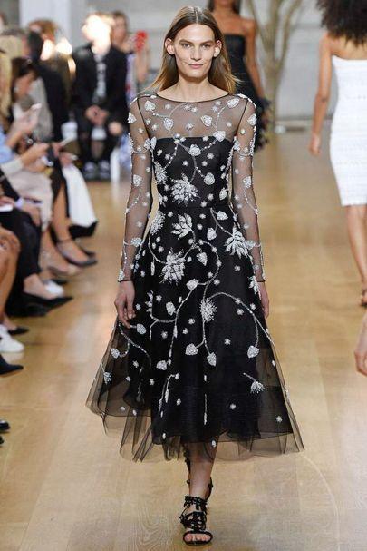 Oscar de la Renta New York Spring/Summer 2017 Ready-To-Wear Collection | British Vogue #NYFW