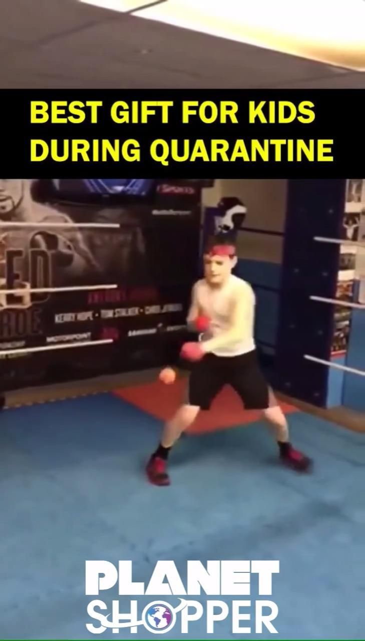19 Become The Best In Your Sport The Activpulse Boxing Reflex Ball Headband Is A Piece Of Worldwide Used Boxin In 2020 Cool Gifts For Kids Sports Cool Things To Buy