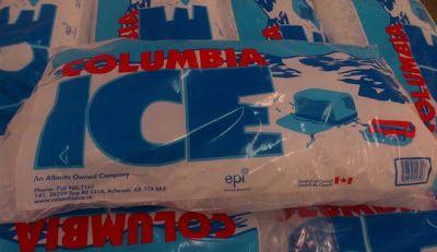 If you need ice delivered #columbiaice is who you call.  #yegice #ernieiceman #iceedmonton #icedelivery