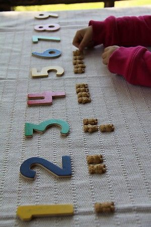 Age group: Preschool M.2.15 Identify the object that had been  added to a group.  M.2.20 Make a collection of items larger by adding items when asked.