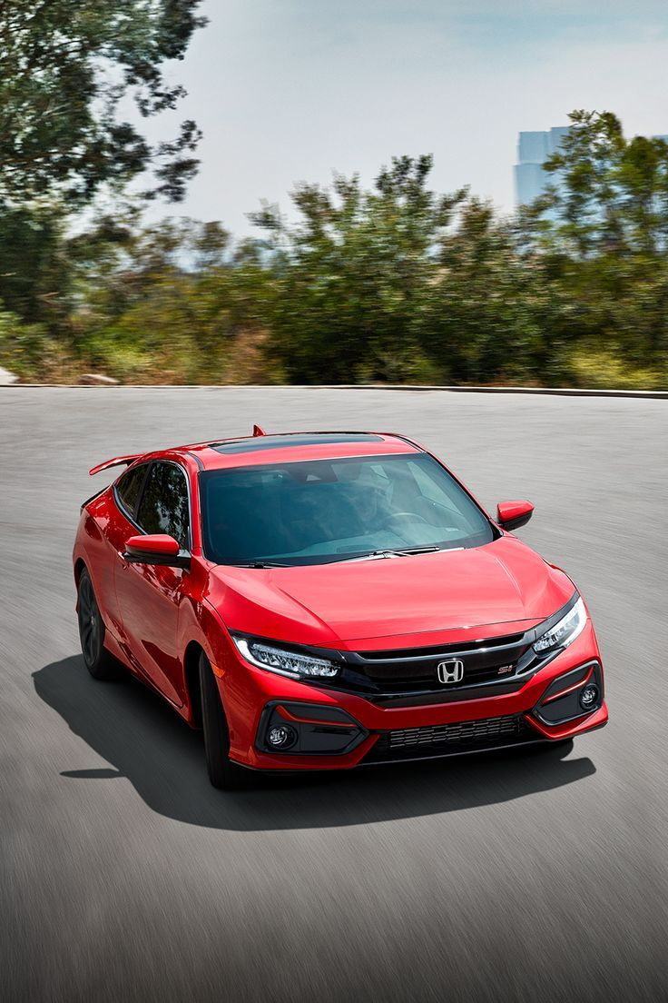 The redesigned 2020 Civic Si will be available on 9/6