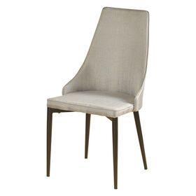 Picture of FLINT GREY DINING CHAIR
