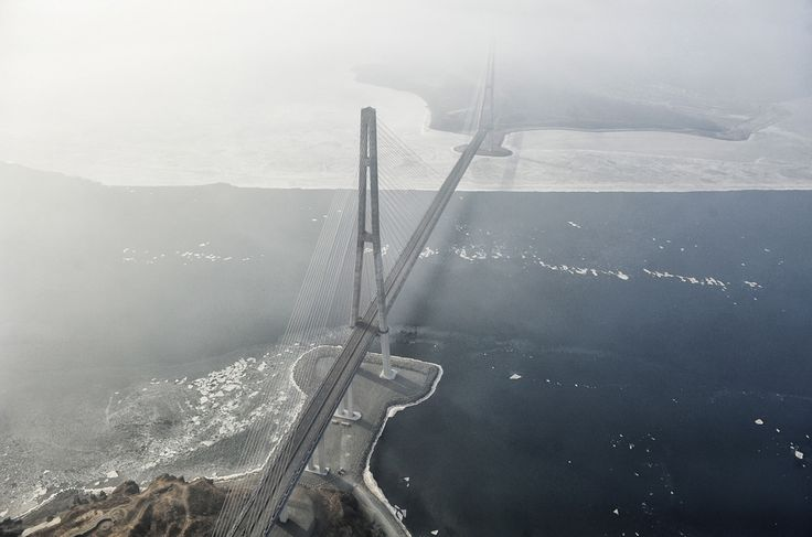 Russky Island Bridge, longest cable-stayed bridge in the world - Page 25 - SkyscraperCity