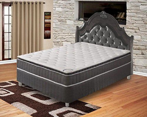 Spinal Solution Mattress Orthopedic Queen Size With 5 Inch Split Box Spring Acura Collection