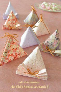 ラッピング折り紙でプレゼントを包装!オシャレな折り方教えます   iemo[イエモ]