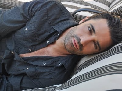Gilles Marini, French actor and general dreamboat.
