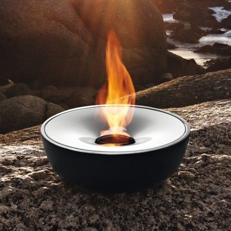 Blomus Fuoco Gel Tabletop Fire Pit